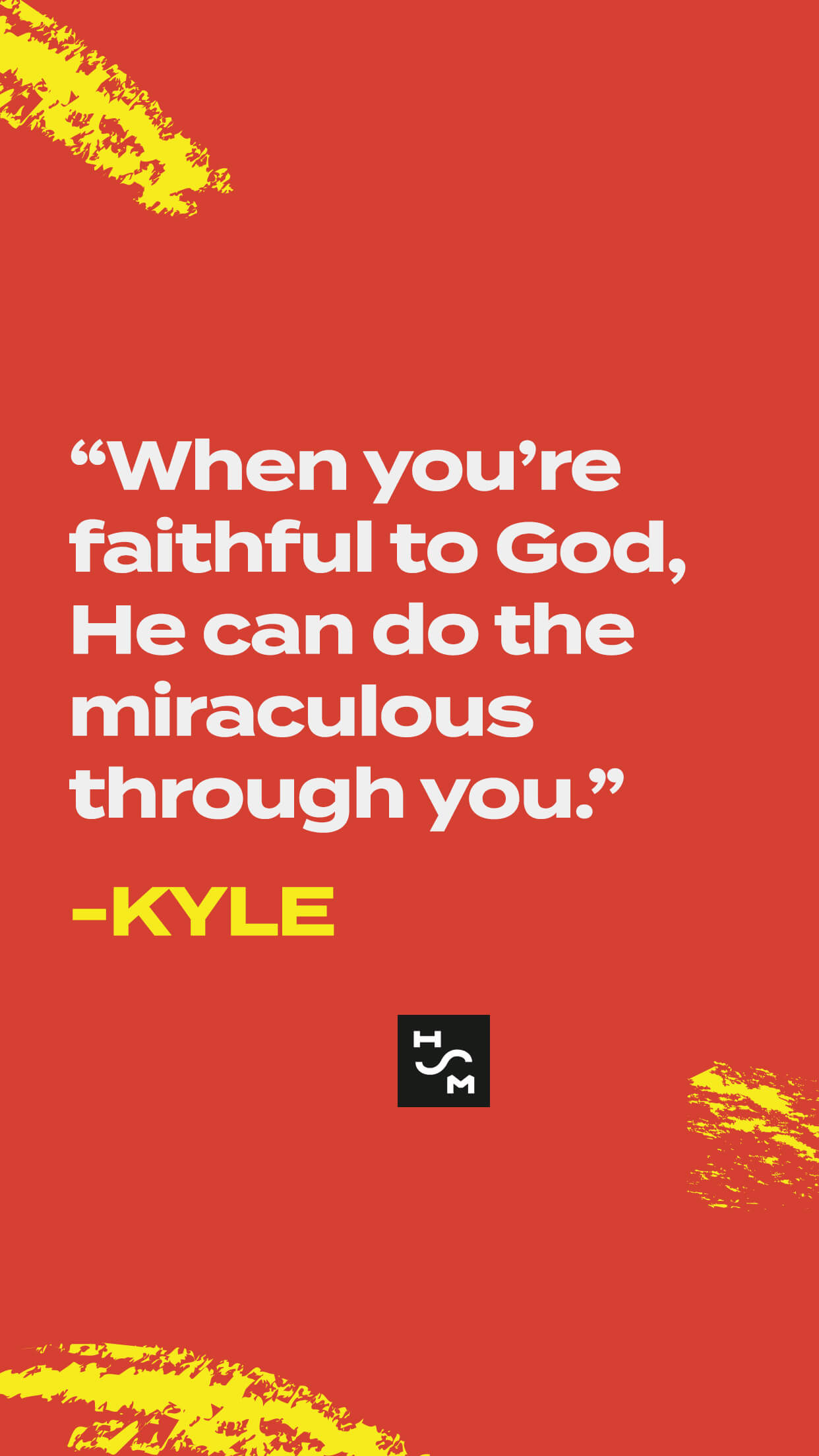 kyle quote